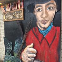 Photo taken at Gaucho's Brazilian Steakhouse by Scott B. on 5/15/2014
