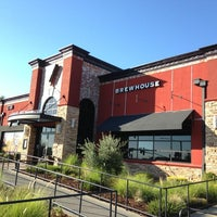 Photo taken at BJ's Restaurant and Brewhouse by Scott B. on 7/8/2013