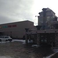 Photo taken at 4 Bears Casino & Lodge by Scott B. on 2/15/2014