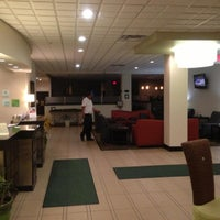 Photo taken at Holiday Inn Hotel & Suites Mansfield-Conference Ctr by Scott B. on 5/29/2013