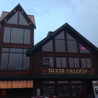Photo taken at Dixie Saloon Food & Spirits by Scott B. on 10/21/2013