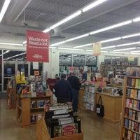 Photo taken at Half Price Books by Scott B. on 10/31/2012