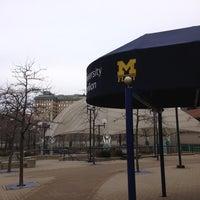 Photo taken at UM-Flint University Pavilion (UPAV) by Scott B. on 1/19/2013