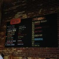 Photo taken at Shoreline Brewery by Scott B. on 5/25/2013