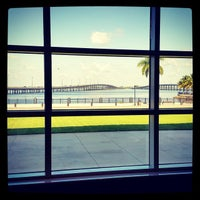 Photo taken at Charlotte Harbor Event And Conference Center by Roger J. on 10/29/2014
