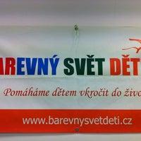 Photo taken at Barevný svět dětí, z.s. by bara.only.one on 1/11/2013