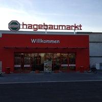 Photo taken at Hagebaumarkt by Hanna W. on 4/16/2014