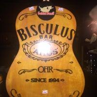 Photo taken at Bisculus Bar by David W. on 9/29/2015