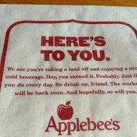 Photo taken at Applebee's by Lysa T. on 3/28/2013