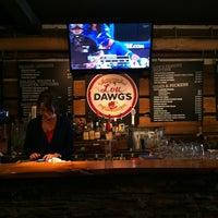 Photo taken at Lou Dawg's B-B-Q! by Christine P. on 4/6/2013