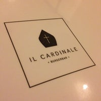 Photo taken at Il Cardinale by andyvdb on 12/11/2013