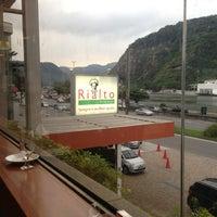 Photo taken at Rialto Ristorante by Jorge R. on 6/14/2013