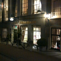 Photo taken at Ambassade Hotel by Eugenio G. on 4/21/2013