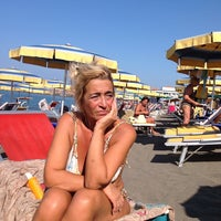 Photo taken at Hotel il gabbiano by Mauro P. on 9/7/2013