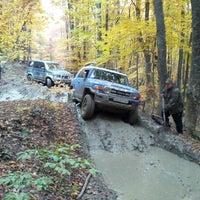 Photo taken at Гора Бойко by Kidmaliontyx on 10/13/2013