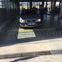 Photo taken at TÜVTÜRK Araç Muayene İstasyonu by Berat K. on 7/8/2017