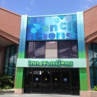 Photo taken at Innoventions by Jerry G. on 7/6/2013