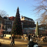 Photo taken at Grote Markt by Wendy v. on 12/8/2012