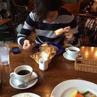 Photo taken at Cafe Restaurant NAKAICHI by Ryuchi N. on 2/8/2014