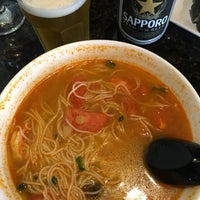 Photo taken at Sakura Asian Fusion Restaurant by SupaDave on 3/27/2017