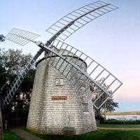 Photo taken at Judah Baker Windmill by Ben H. on 9/6/2013