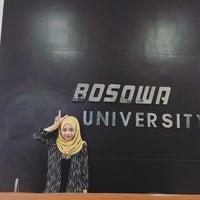 """Photo taken at Universitas Bosowa """"45"""" Makassar by asyra f. on 6/17/2016"""