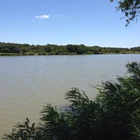 Photo taken at Pedernales River Park by Leigh D. on 7/13/2014