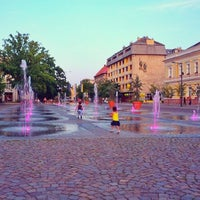 Photo taken at Kossuth tér by Nahov on 6/15/2013