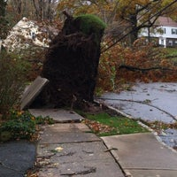 Photo taken at Frankenstorm Apocalypse - Hurricane Sandy by Marnell J. on 11/3/2012