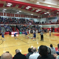 Photo taken at Hinsdale Central High School by Patrick M. on 3/11/2017
