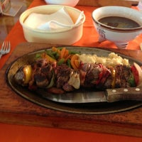 Photo taken at El Ganadero - Steak House by Erasmo M. on 6/17/2013