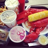 Photo taken at Jake's Seafood Restaurant by Julie G. on 7/28/2013