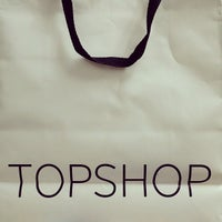 Photo taken at Topshop by Aurely C. on 1/9/2014