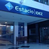 Photo taken at Estácio iDez by Arijúnior G. on 3/26/2013