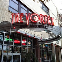 Photo taken at The Vortex Bar & Grill by Denver P. on 12/5/2012