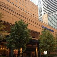 Photo taken at Hotel Metropolitan Edmont by Ryu O. on 11/11/2012