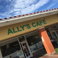 Photo taken at Ally's Comfort Cafe by Eugene Y. on 6/18/2017