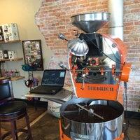 Photo taken at Big Creek Coffee Roasters by Eugene Y. on 3/16/2016