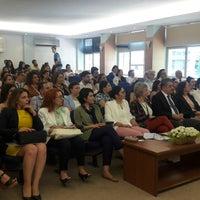 Photo taken at Konferans Salonu - Eczacılık Fakültesi by Tuncay S. on 6/8/2018