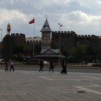 9/17/2013 tarihinde Mustafa G.ziyaretçi tarafından Cumhuriyet Meydanı'de çekilen fotoğraf