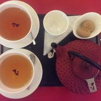 Photo taken at Wiener's Tea&Coffee Lounge by Elif S. on 1/31/2014