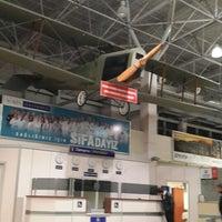 Photo taken at Erzurum Airport (ERZ) by Elif S. on 9/8/2013