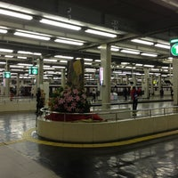 Photo taken at Hankyu Umeda Station (HK01) by いおりん on 12/30/2012