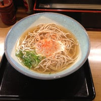 Photo taken at 阪急そば 園田店 by いおりん on 12/30/2012