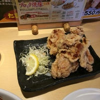 Photo taken at らーめん世界 福久店 by いおりん on 9/18/2014