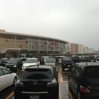 Photo taken at AEON Mall by いおりん on 1/2/2013