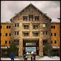 Photo taken at Jackson Gore Inn by Peter D. on 3/22/2014