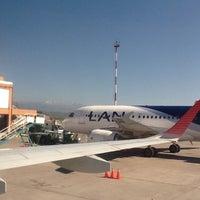 Foto tomada en Aeropuerto Internacional de Mendoza - Gobernador Francisco Gabrielli (El Plumerillo) (MDZ) por Fede S. el 10/11/2012