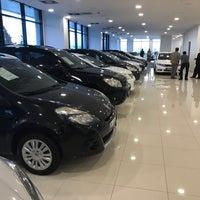 Photo taken at Škoda Efe Motorlu Araçlar by Ali rıza E. on 5/6/2017