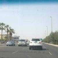Photo taken at King Abdulaziz Rd by Sondos on 9/16/2013